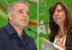 DBP Eş Başkanları belli oldu