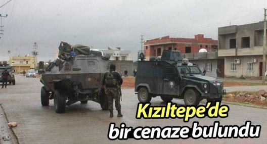 Kızıltepe'de başından vurulmuş bir cenaze bulundu