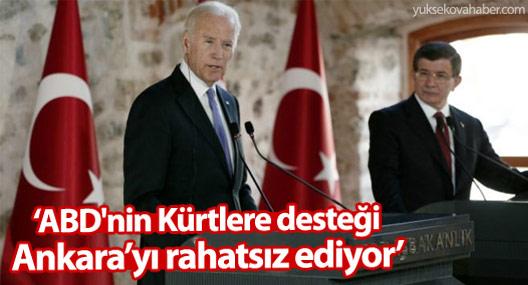 'ABD'nin Kürtlere desteği Türkiye'yle ilişkilerini gerginleştiriyor'