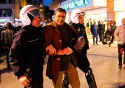 İzmir'deki gözaltılar serbest