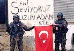 Erdoğan: Çok duygulandım