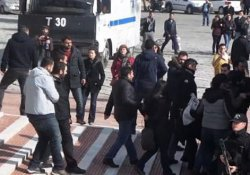 İstanbul Üniversitesi'nde 5 gözaltı