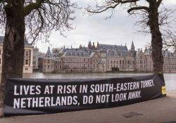 Af Örgütü: Güneydoğu'da hayatlar tehlikede, görmezden gelme Hollanda