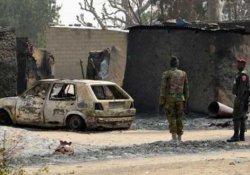 Nijerya'da intihar saldırısı: 65 ölü