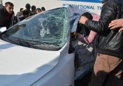 Nusaybin'de trafik kazası
