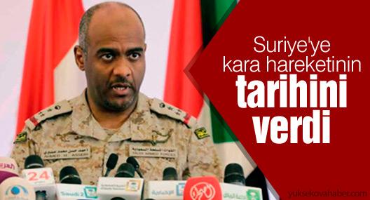 Suudi Arabistan: Koalisyon mart ya da nisanda operasyonel olacak