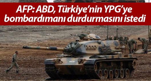 ABD'den Türkiye'ye: Saldırılara son verin