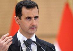 Esad'dan 'Halep'ten bildiren kız' hakkında açıklama