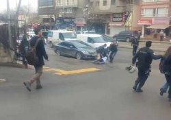 Ankara Üniversitesi'nde 11 öğrenci gözaltına alındı