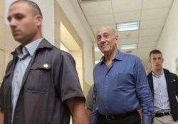 İsrail eski başbakanı Olmert hapiste