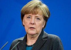 'Almanya'da fikir özgürlüğü var'