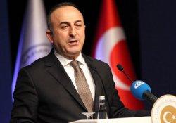 Çavuşoğlu, yarın Meclisi bilgilendirecek