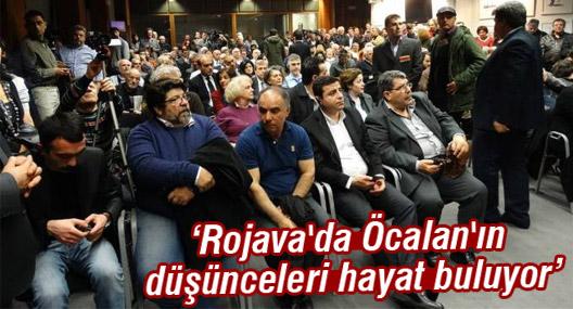 Müslim: Rojava'da Öcalan'ın düşünceleri hayat buluyor