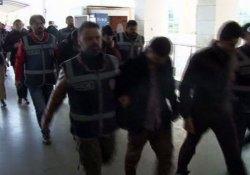Paralel operasyonda 3 tutuklama