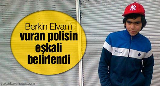 Berkin Elvan'ı vuran polisin eşkali belirlendi