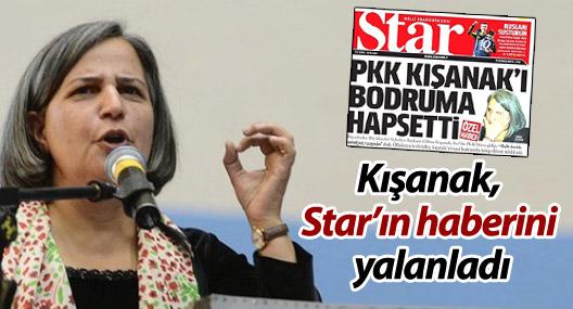 Gültan Kışanak, Star'ın haberini yalanladı