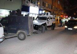 Kızıltepe'de patlama: 4 yaralı