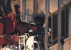 Aksaray'da yangın: 5'i ağır 10 yaralı
