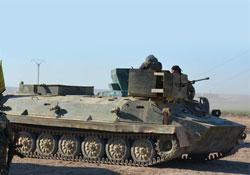 YPG ateşkes ihlallerini koordinasyona bildirdi