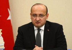 Akdoğan: Azez'i de içine alacak 10 km'lik güvenli hat istiyoruz
