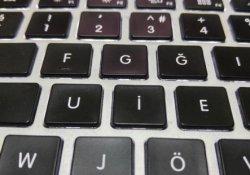 F klavye zorunlu oluyor