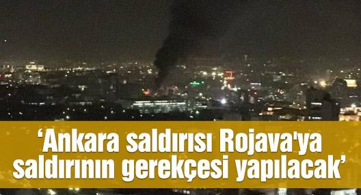 The Guardian: Ankara saldırısı Rojava'ya saldırının gerekçesi yapılacak