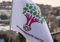 Osmaniye'de HDP üyeleri gözaltına alındı