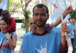ESP Adana il Başkanı Akıncı tutuklandı