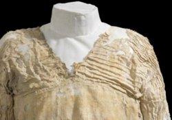 İnsanlık tarihinin en eski giysisi bulundu
