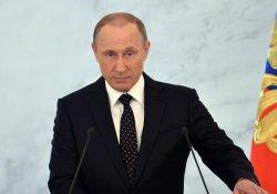 Putin, imzayı attı