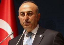 Çavuşoğlu, ABD ve Suudi Arabistan Dışişleri bakanları ile görüştü