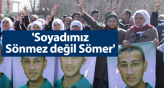 'Soyadımız Sönmez değil Sömer'