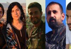 Gözaltına alınan 5 gazeteci serbest