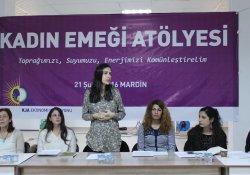 Kadınlar komünal ekonomiyi tartıştı