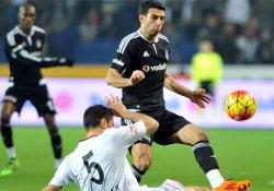 Beşiktaş Gençlerbirliği'ni yenerek liderlik koltuğuna oturdu