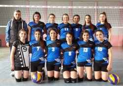 Hakkari kadın voleybol takımı 3. Lig için mücadele edecek