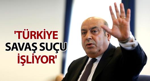 Hasip Kaplan: Türkiye Lahey'de yargılanacak