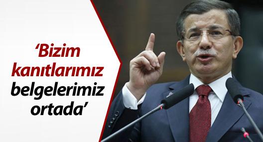 Davutoğlu: CHP inadından vazgeçip komisyona katılmalı