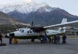 Nepal'de 23 kişiyi taşıyan uçak kayıp