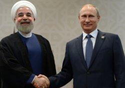 Putin ve Ruhani görüştü