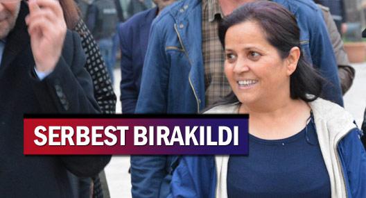 Silopi Belediye Eşbaşkanı Esmer serbest bırakıldı