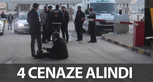 Silopi'de 4 cenaze alındı