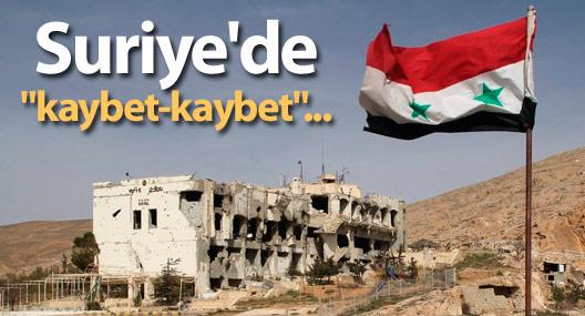 "Suriye'de ""kaybet-kaybet""..."