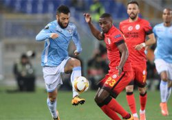 Galatasaray Avrupa Ligi'nden elendi