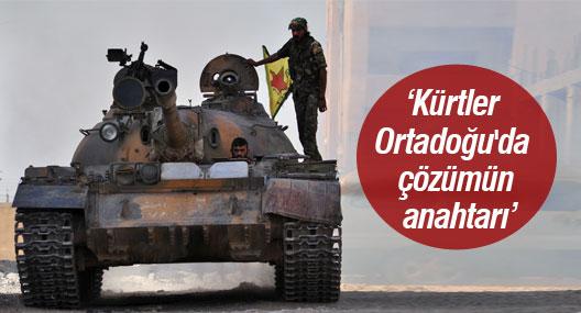 FT: Kürtler Orta Doğu'da çözümün anahtarı