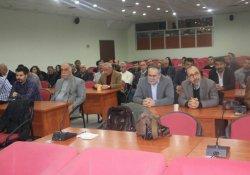 Van Ekoloji Meclisi ilk konferansını yaptı