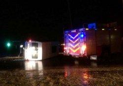 Kızıltepe'de trafik kazası: 10 yaralı