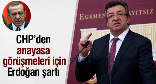 CHP'den Meclis Başkanı'na 'anayasa masası' yanıtı