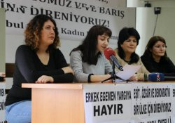 İstanbul'da 'Kadın Mitingi'ne çağrı