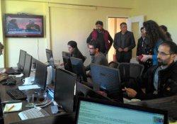 Haber Nöbeti'nin beşinci grubu Diyarbakır'da